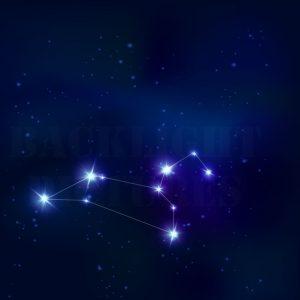 Sternenbilder Loewe