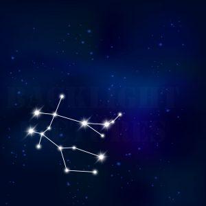 Sternenbilder Zwillinge