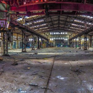 Lost Places 104102 Panorama